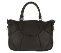 EstherE Vintage Handbag Bittersweet Brown Tote