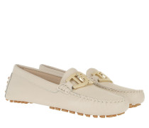 Ballerinas Anna Moccassin Off White