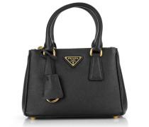 Tasche - Bandoliera Saffiano Lux Crossbody Bag Nero