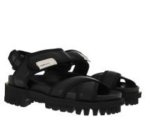 Sandalen Hiking Sandals Black