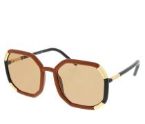 Sonnenbrille Women Sunglasses Catwalk 0PR 20XS Brown