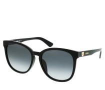 Sonnenbrille MOS074/F/S Sunglasses Black