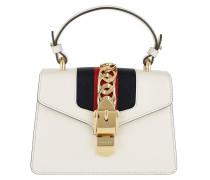 Sylvie Mini Bag White Umhängetasche weiß