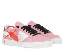 Sneakers Arrow Pink White