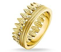 Ring Crown Leaves