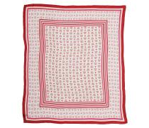 Accessoire Monogram Silk Chiffon Scarf Sugar Pink