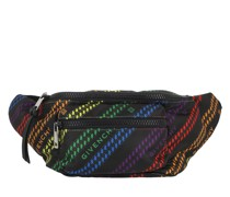 Gürteltasche Bum Bag Black Mulitcolor