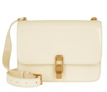 Satchel Bag Carre Patent Leather