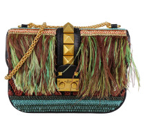 Tasche - Borsa Feather Crossbody Bag Al Campi