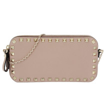 Rockstud Chain Bag Small Pudre Umhängetasche