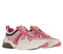 Sneakers Shoes Runner Confetti Pink
