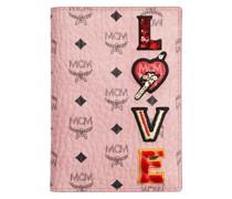 Portemonnaie Love Passport Holder Soft Pink
