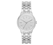 Armbanduhr - Park Slope Watch Silver