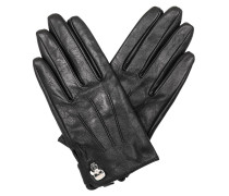 Handschuhe Ikonik Pin Long Glove Black