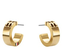Ohrringe Casual Core Earring Gold