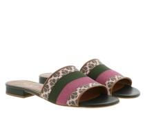 Sandalen Boardwalk Slides Light Pink Hibiscus Tea