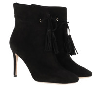 Boots Dillane Ankle Suede Black