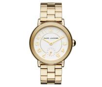 Armbanduhr - Riley Gold Watch