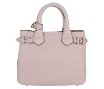 Tasche - House Check Derby Leather Baby Banner Tote Pale Orchid