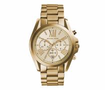 Uhr MK5605 Bradshaw Watch Gold-Tone