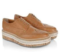 Loafers & Slippers - Loafer Nappa Aviator C Natur Brown