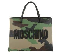 Camouflage Shoulder Bag Multicolor Umhängetasche