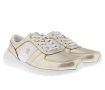 Jay Athletic Sneakerss Platino White