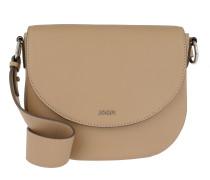 Nature Grain Rhea Shoulderbag Cappuccino Hobo Bag