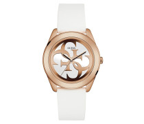 Uhr Women Quartz Watch G Twist White