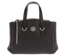 Tasche - TH Core Medium Satchel Black/Iron