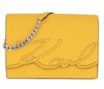 K/Signature Essential Shoulderbag Sunflower