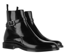Boots & Stiefeletten Ankle Boot Leather