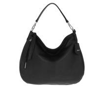 Hobo Bag Beutel JUNA big NOS black/nickel