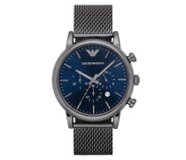 Uhr Luigi Dress Watch Grey