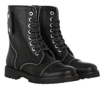 Boots & Stiefeletten Joe - Smooth Cowskin Studs Pipping