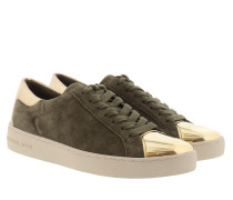 Frankie Sneakers Olive/Pale Gold Sneakerss