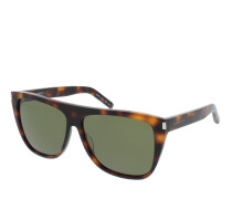 New Wave Sunglasses Avana/Green SL 1 003 59 Sonnenbrille