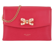 Leiza Looped Bow Umhängetasche Bag Deep-