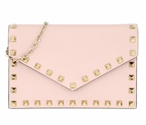 Crossbody Bags Rockstud Envelope Shoulder Bag Leather