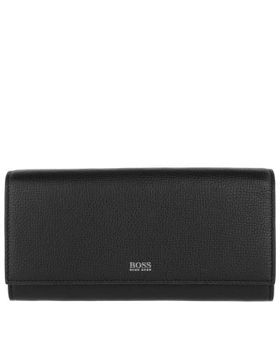 Portemonnaie Taylor Continental Wallet Black schwarz