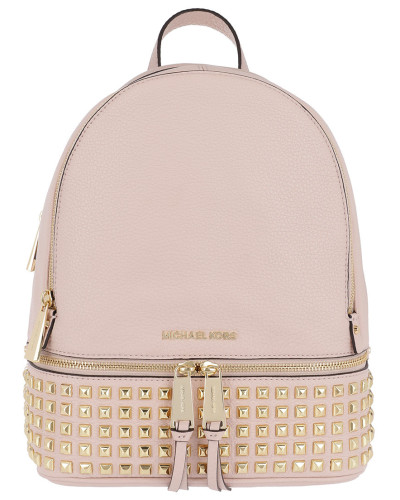 Rucksack Rhea Zip Medium Pyr Stud Backpack Soft Pink rosa