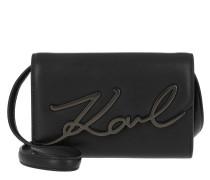 Gürteltasche Karl Signature Belt Bag Black