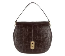 Satchel Bag Zaniah Maxi Crossbody Leather
