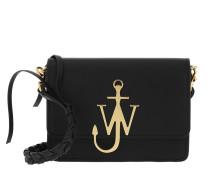 Umhängetasche Anchor Logo Bag Black