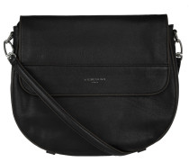 PaolaH7 Hobo Bag Oil Black