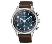 Uhr Chronograph Wristwatch Brown