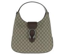 Dionysus Medium GG Supreme Hobo Bag New Acero