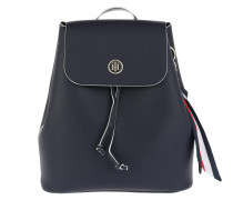 Charming Tommy Backpack Navy Rucksack