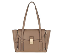 Shopper Pashli Medium Shoulder Bag Coffee