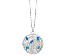 Halskette Lebensbaum Necklace Silver